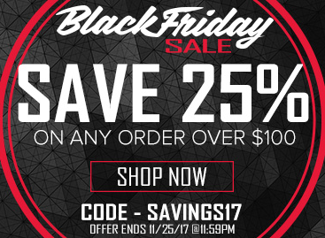 Black Friday Store Sale!