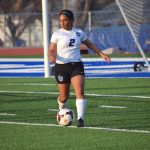 Girls Soccer loses to Hays