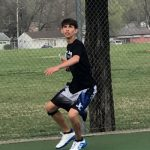 Blue Jay Tennis Finishes 2nd in Manhattan