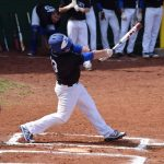 Baseball team moves to 6-0 with sweep of Hayden