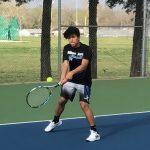 Blue Jay Tennis Hosts Quadrangular