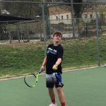 Blue Jay Tennis Team Centennial League Results