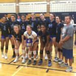 Volleyball team finishes 2nd at William Chrisman Tournament