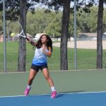Lady Jays Tennis Finish Strong in Topeka West Invite