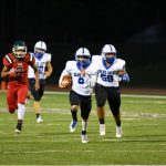 Blue Jays roll past Highland Park 55-0