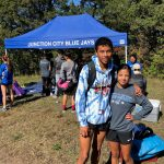 Regional Cross Country Results