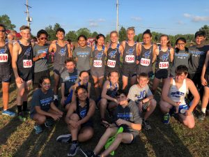 Cross Country 2018 Season