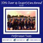 JCHS Cheer is Competition Bound