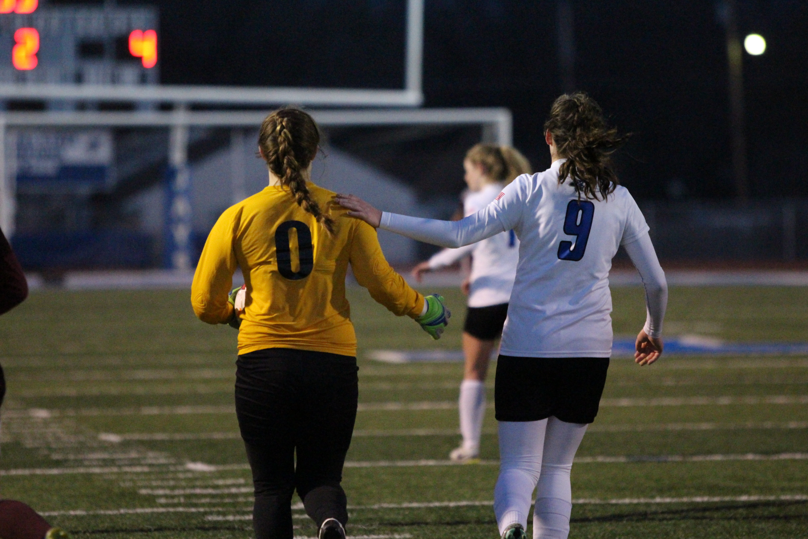2019 Girls Soccer Try-out Information