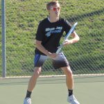 Blue Jay Tennis Fares Well at Seaman Invite