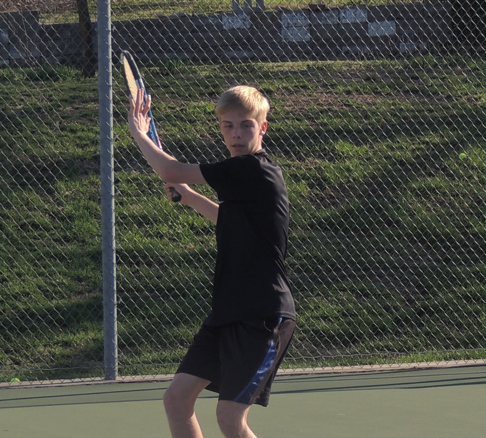 Blue Jay Singles Players Lead Tennis Team to a Runner Up Finish