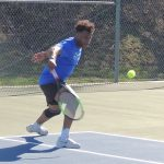 Blue Jay Tennis Competes in Topeka