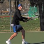 Blue Jay Tennis Competes in Centennial League Tournament