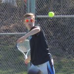 Westerhaus Qualifies for 6A State Tennis Tournament