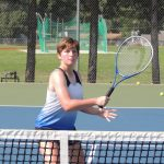 Lady Jay Tennis Hosts Quadrangular