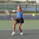 Talley Leads Tennis Team at Washburn Rural
