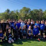 Blue Jays Run Well in Salina