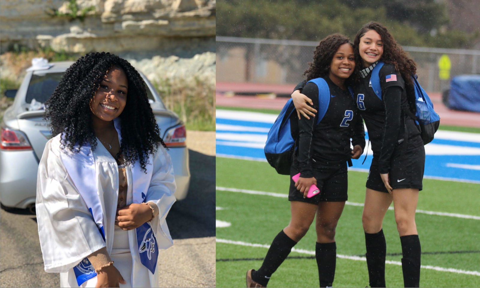 2020 Girls Soccer Senior Recognition