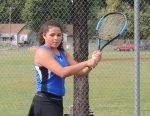Junction City Quadrangular Tennis Results