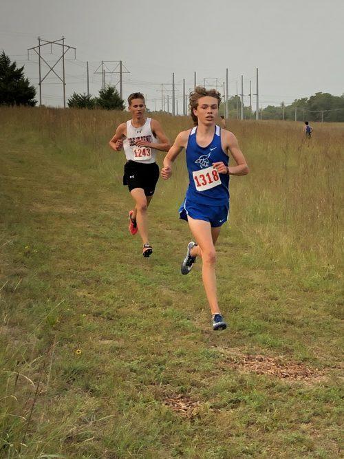 Blue Jays Run Well in Buhler