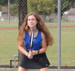 Lady Jay Tennis Competes in Salina Invite