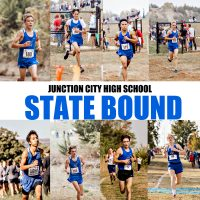 XC is Going to State!