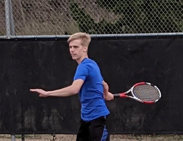 Blue Jay Tennis Opens Season