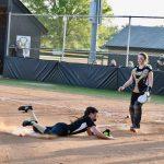 Middle Softball