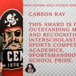 MR PIRATE STUDENT ATHLETE OF THE YEAR