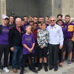 Coach Palmer leads football program to YSU