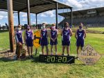 Cross country competes in Little Goat Challenge