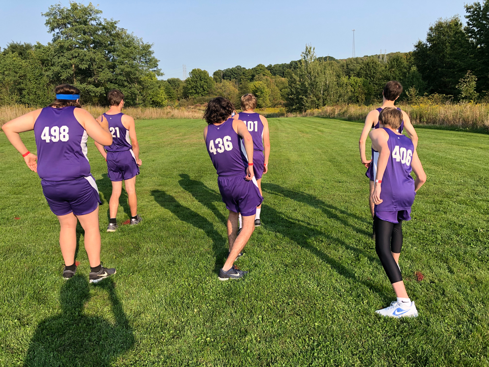 Sebring XC teams competes in Columbiana