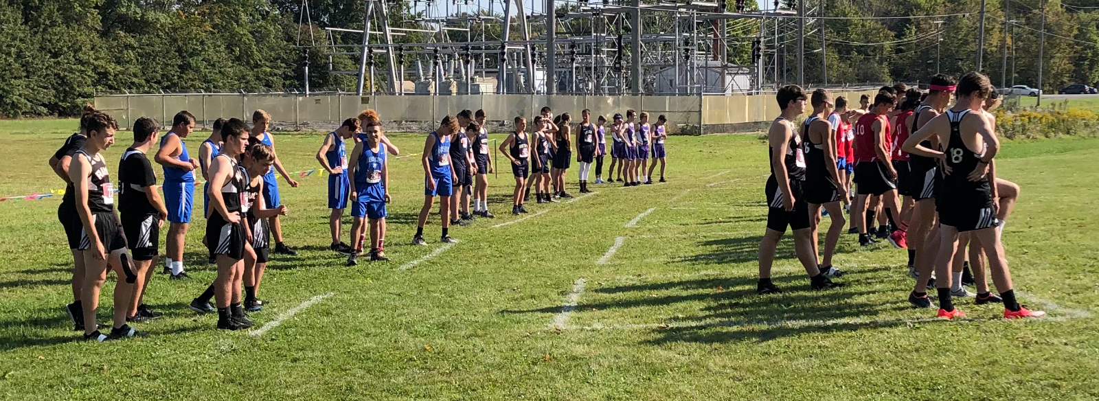 XC teams compete in Lordstown Invitational