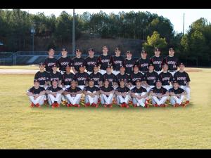 2014 Hoover Baseball