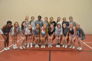 Cheerleading 2014