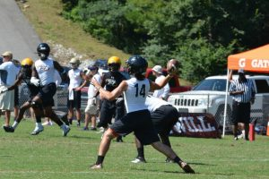HHS Football 7on7 7/25