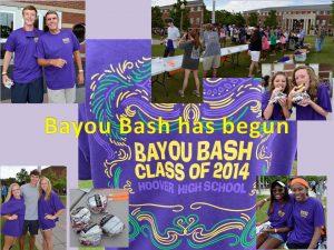 Bayou Bash Class of 2014