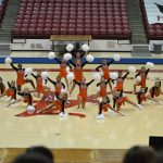 Hoover Cheering Squads attend UCA Camp