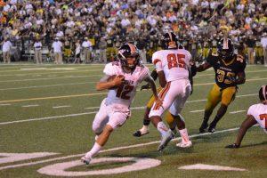 Varsity FB vs Colquitt County (2014-08-29)