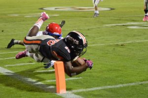 Varsity FB vs Vestavia (2014-10-17)