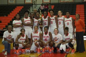 Hoover Lady Bucs Win 2014 Big Orange Tip-Off Tournament