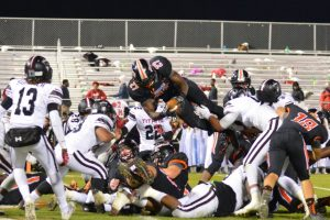 Varsity FB vs Gadsden City (2014-11-21, semi)
