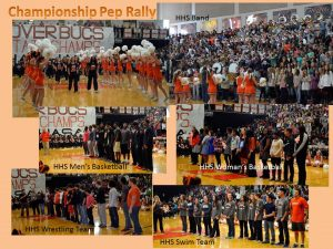 Championship Pep Rally