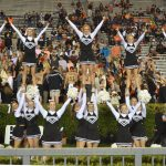 Competition Cheerleading Squad Competes This Sunday
