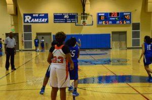 FR Lady Bucs Basketball @ Ramsay