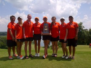 Girls Golf 2014 Review