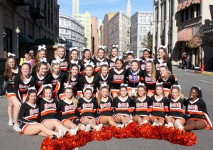 Competition Cheer at Nationals (NHSCC, 2015-02-07)