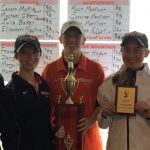 Hoover High School Girls Varsity Golf finishes 1st place