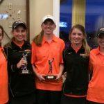 Lady Bucs Golf Win Yellow Jacket Invitational