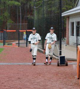 Varsity Baseball vs. Auburn